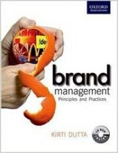 Brand Management_Kirti Dutta
