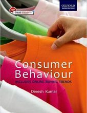 Consumer Behaviour_Dinesh