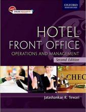 Hotel Front Office_Jatashankar