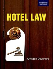 Hotel Law_Devendra