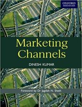 Marketing Channels_Dinesh