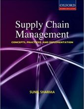 Supply Chain Management_Sharma
